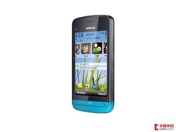 诺基亚C5-03(酷玩享乐版)深蓝色
