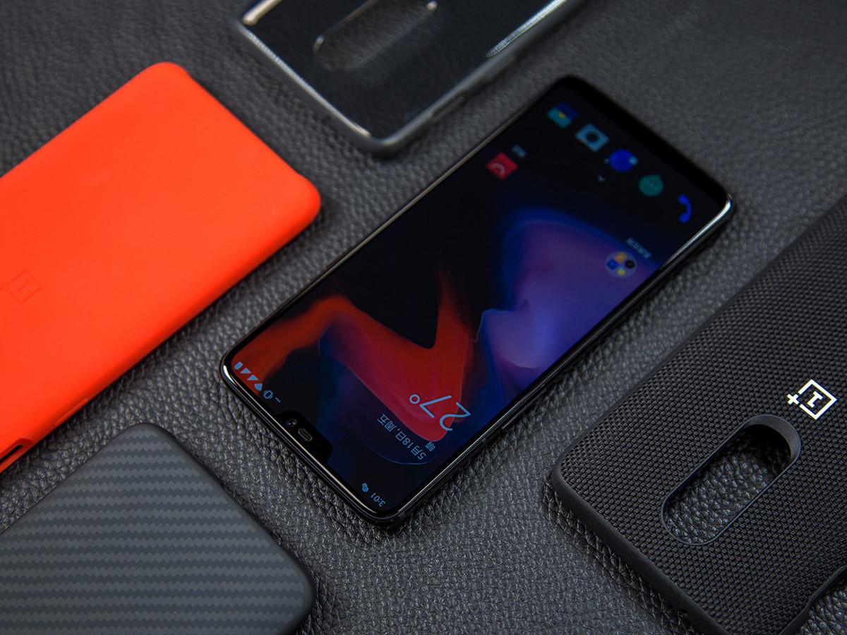 一加手机6(64GB)