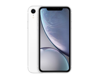 苹果iPhone XR(256GB)白色