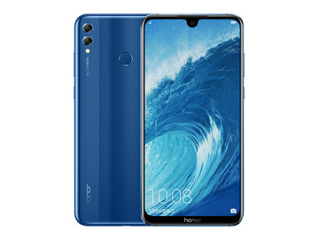 荣耀8X Max(4+64GB)蓝色