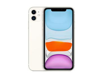 苹果iPhone11(128GB)白色
