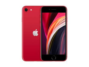 苹果iPhone SE 2(128GB)红色
