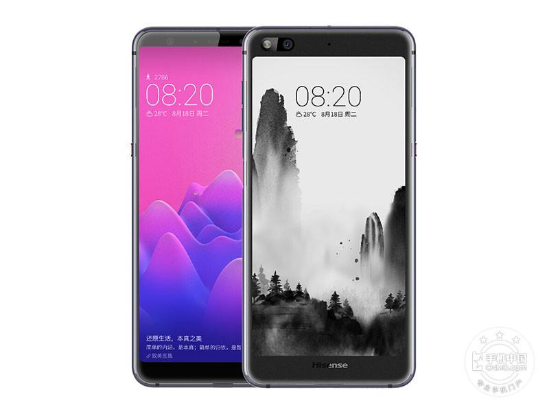 海信双屏手机A6(64GB)