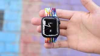 Apple Watch Series 7:提升幸福感的投資