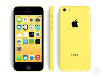 苹果iPhone 5c(8GB)